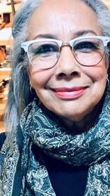 Dolores Rivas Bahti Portrait