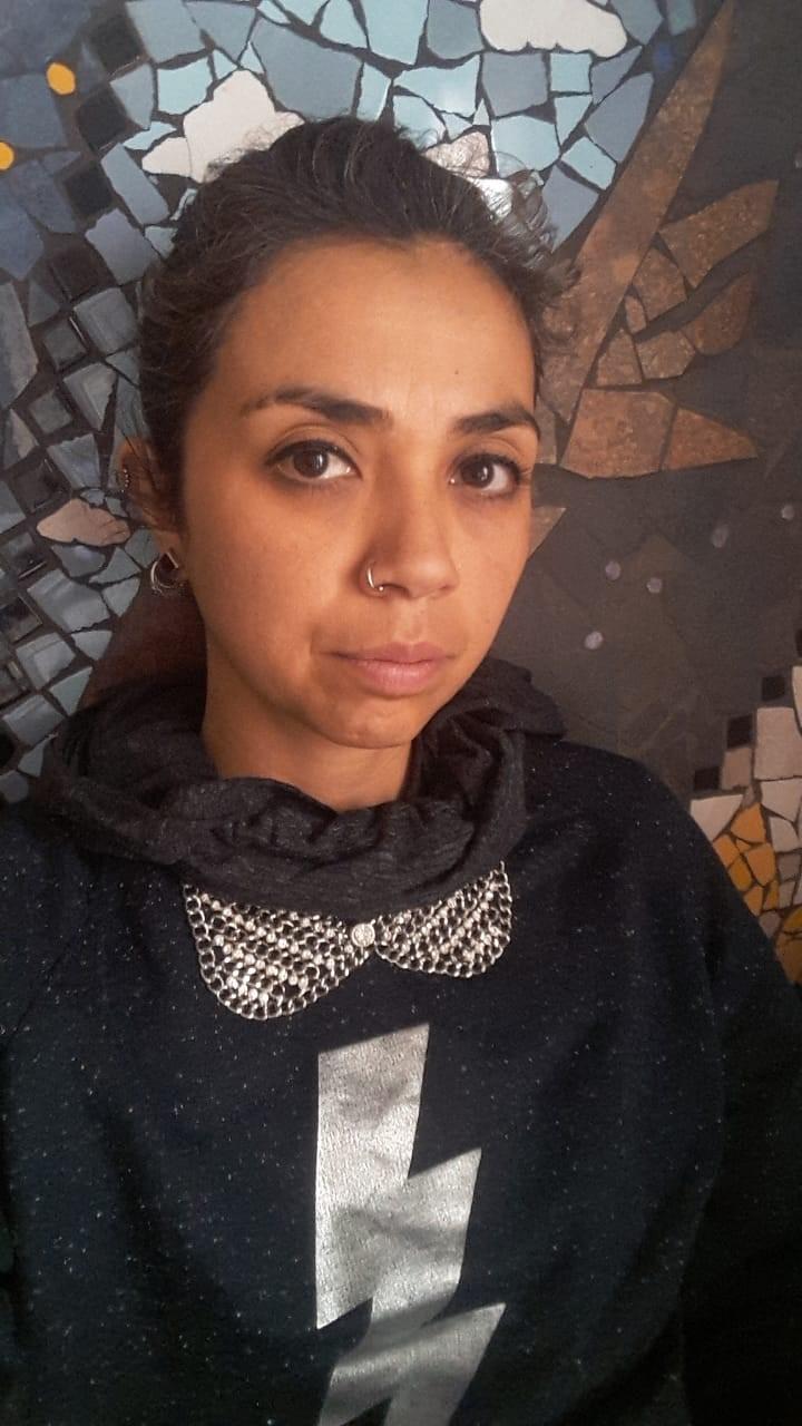 Elena Vega Portrait