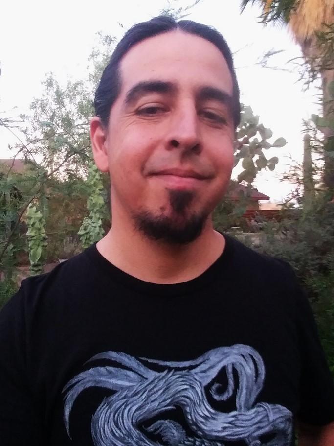 Ruben Moreno Portrait