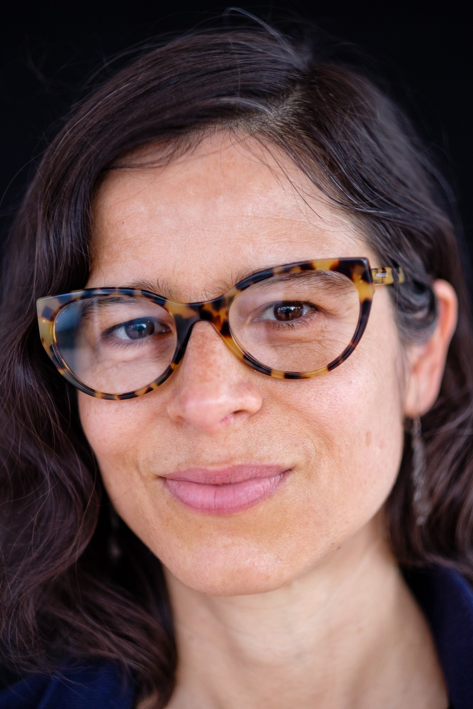 Ruxandra Guidi Portrait