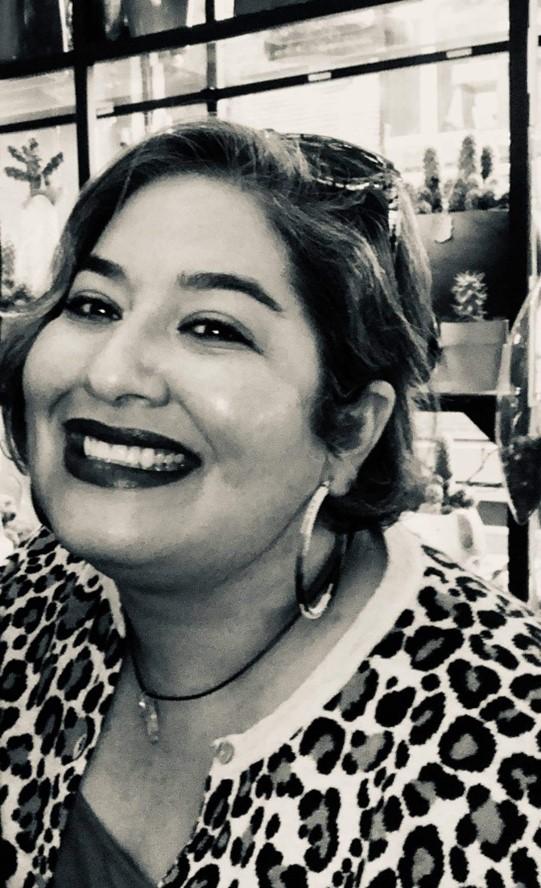 Verónica Hirsch Portrait